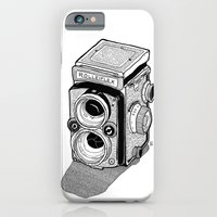 iPhone & iPod Case featuring Rolleiflex by Abel Fdez