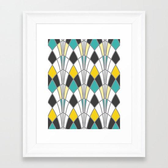 Arcada Framed Art Print