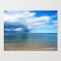 Storm Looming Canvas Print