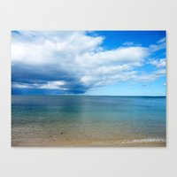 Storm Looming Canvas Print
