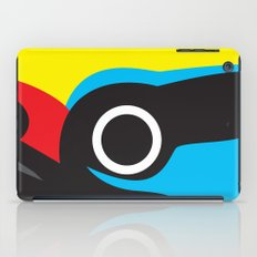 Black-browed Barbet iPad Case