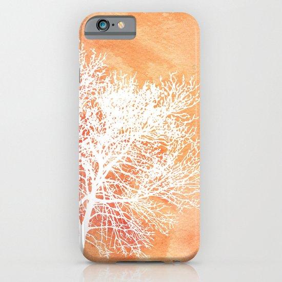 Autumn Silence iPhone & iPod Case