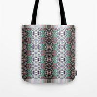 Snowy Rose Brier  Tote Bag