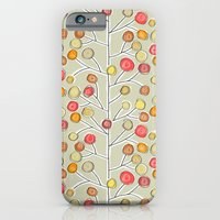 iPhone & iPod Case featuring forever trees natural by Sharon Turner