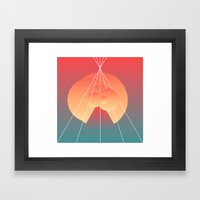 SOL Framed Art Print