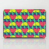 BP 82 V Diamonds iPad Case