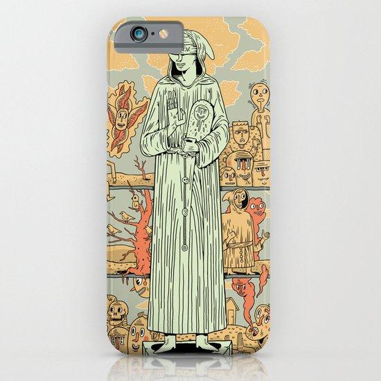 Saint Francis iPhone & iPod Case