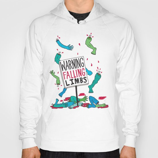 Falling Limbs Hoody