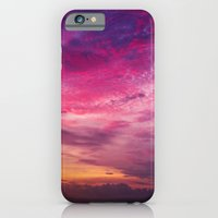 iPhone & iPod Case featuring Red Sky Sunrise by Roger Wedegis