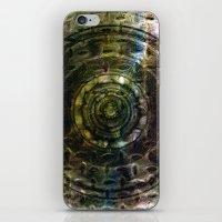 Ancient Mechanism iPhone & iPod Skin