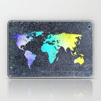 The World Belongs to you Laptop & iPad Skin