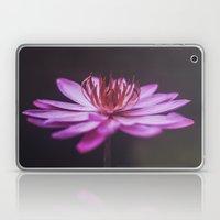 Purple Lotus Laptop & iPad Skin