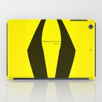 Silk Spectre iPad Case