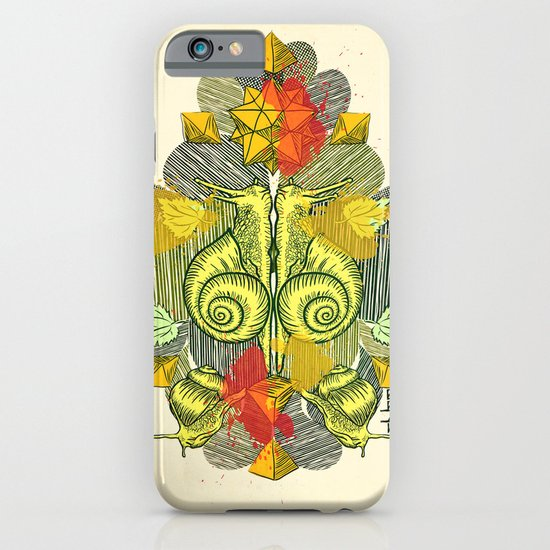 Snailkiss iPhone & iPod Case