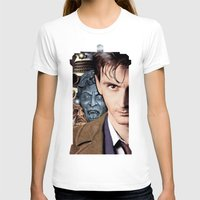 doctor who T-shirts featuring Doctor Who by SRB Productions