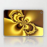 The Golden Moment Laptop & iPad Skin