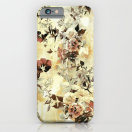 iPhone & iPod Case - RPE FLORAL IV - RIZA PEKER
