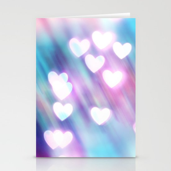 Your Love is Sweet Like Candy Stationery Card