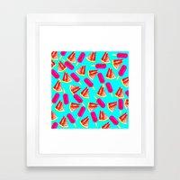 Summer Fun 2 Framed Art Print