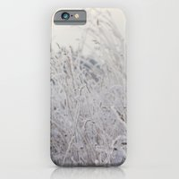 iPhone & iPod Case featuring Winter textures by moodgraphics