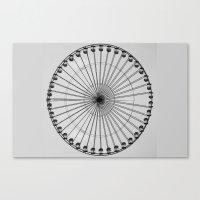 Wheel   (f) Canvas Print
