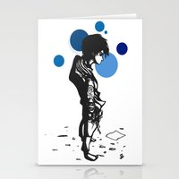 Wrench Wench Stationery Cards