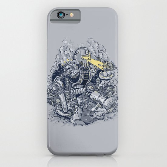Zombie Exterminator iPhone & iPod Case