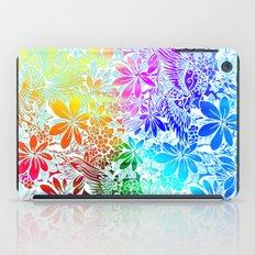Flying Through Rainbows iPad Case