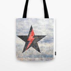 BlackStarMan (waiting in the sky) Tote Bag