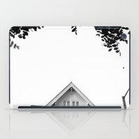 Whit House White Sky iPad Case