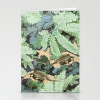 The Lizard Lounge Stationery Cards
