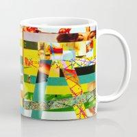 Carina (stripes 2) Mug