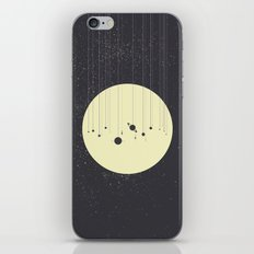 Solar System (you are here) Strings iPhone & iPod Skin
