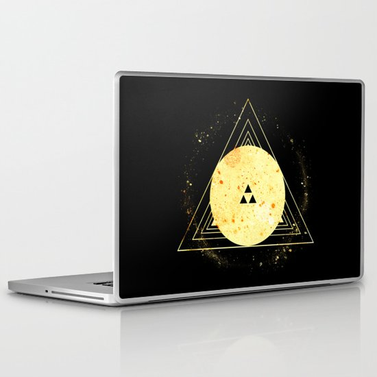 TR|FORCE Laptop & iPad Skin