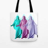 ◅ Trinity  ▻  Tote Bag