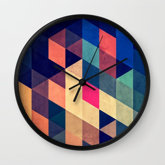 wyy Wall Clock