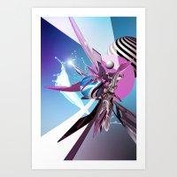 Wishbringer Art Print