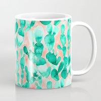 Paddle Cactus Blush Mug