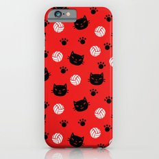 Volley Cats! iPhone 6 Slim Case