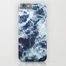 Dark blue Ocean Slim Case iPhone 6s