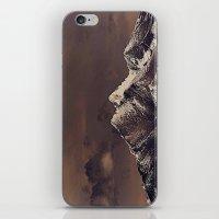 Rustic Mountain iPhone & iPod Skin