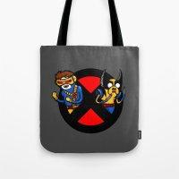 Mutant Time Tote Bag
