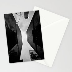 NYC can be dizzying sometimes Stationery Cards