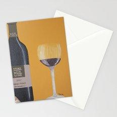 In vinum es veritas Stationery Cards