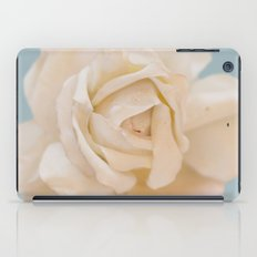 IVORY ROSE iPad Case