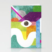 Mythical Float Rate. Stationery Cards