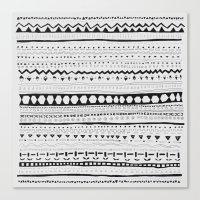 Pattern #1 Canvas Print