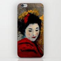 TOKYO SAD SONG - PART. iPhone & iPod Skin