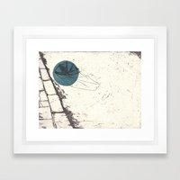 Kensington (I) Framed Art Print