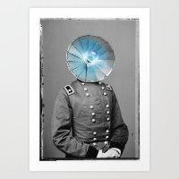 Electric General Art Print